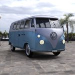 Volkswagen Combi (for DAZ Studio)