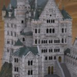 Neuschwanstein Castle (for Wavefront OBJ)