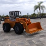 Fiat-Allis Loader FR 130 (for DAZ Studio)