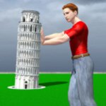 Leaning Tower of Pisa (for Poser)
