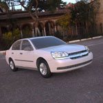 Click to see information about the 'Chevrolet Malibu 2005 (for Wavefront OBJ)'.
