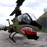 Click to see information about the 'AH-1 Cobra Helicopter (for DAZ Studio)'.