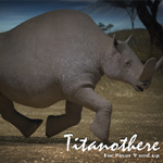 Click to see information about the 'Titanothere (for Poser)'.