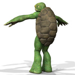 Tortle (for Poser)
