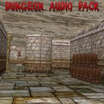Click to see information about the 'Dungeon Audio Pack'.