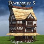 Cartoon World: Houses 2 (for Poser)