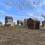 Click to see information about the 'Medieval Music Pack Vol 1'.