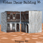 Urban Decay: Buildings Set 4 (for Poser)