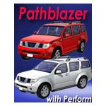 Click to see information about the 'Pathblazer SUV (for iClone)'.