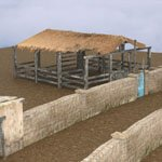 Click to see information about the 'Shanty Town Buildings 2: Farm (for DAZ Studio)'.