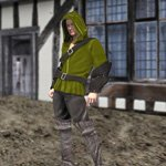 Click to see information about the 'Medieval Archer (M4) (for Poser)'.