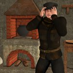 Click to see information about the 'Victorian Thief (M4) (for Poser)'.