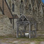 Fortified Manor (for DAZ Studio)