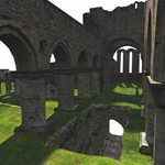 Abbey In Ruins: Monastery (for Vue)