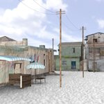 Shanty Town Buildings 2: Town Blocks (for DAZ Studio)