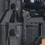 Castle Set 1 (for Poser)