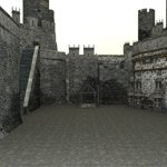 Castle Set 1 (for DAZ Studio)