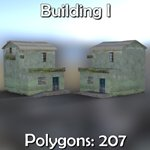 Shanty Town Buildings 2: Set 2 (for DAZ Studio)