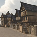 Click to see information about the 'Medieval Street (for Vue)'.