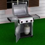 Gas Grills (for Poser)
