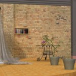 Warehouse Bedroom (for Poser)