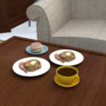 Breakfast Foods (for DAZ Studio)