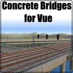 Click to see information about the 'Concrete Bridges (for Vue)'.