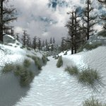 Winter Landscape (for DAZ Studio)