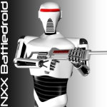 Click to see information about the 'NXX Battledroid (for Poser)'.