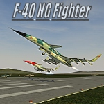 Click to see information about the 'F-40NG Fighter'.