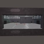 Click to see information about the 'Hangar Bay (for Poser)'.