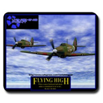 Click to see information about the 'Hurricanes `Inspirational` Mousepad'.