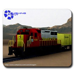 Click to see information about the 'Train Mousepad 1'.