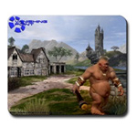 Click to see information about the 'Ug Goes Walkabout Mousepad'.