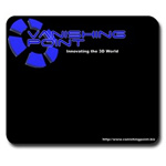Mousepad - Black Logo