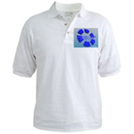 Click to see information about the 'VP Gradient Logo Golf/ Polo Shirt'.