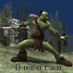 Durotan Orc (for Unity)