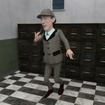 Click to see information about the 'Detective Holmes (for DAZ Studio)'.