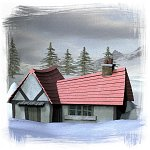 Click to see information about the 'Toon Cottage (for Poser)'.