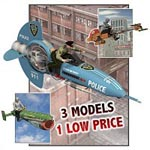 Skylon Racers (for Poser)