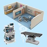 Click to see information about the 'The Operating Theatre (for Poser)'.