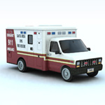 Click to see information about the 'Ambulance (for Vue)'.