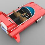 Retro Racer (for DAZ Studio)