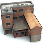 Click to see information about the 'Urban Building 1 (for Poser)'.