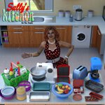Sally`s Kitchen (for DAZ Studio)