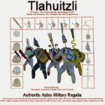 Click to see information about the 'Aztec Tlahuitzli War-Suit (Mike3)'.