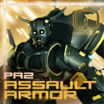 Click to see information about the 'PA2 Assault Armor for M4'.