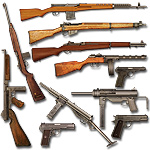 WWII Weapons - Pack 1: Allied Forces