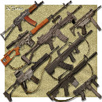 Assault Weapons Pack 1 (for Poser)