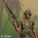 Click to see information about the 'GI Combat Gear-M3_Vietnam'.